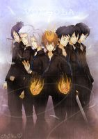 Vongola 7 by Cisiko