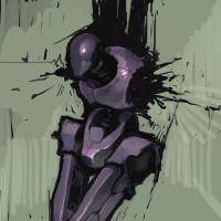 tortured robot by spx