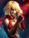 Fight Like a Girl - Female Titan by tstn