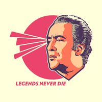 Christopher Lee - Legends Never Die by AbelMvada