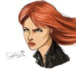 Blackwidow by shaotemp