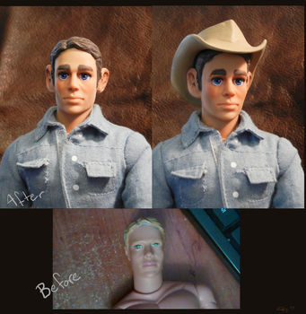 Thomas Finnigan before and after by chill13