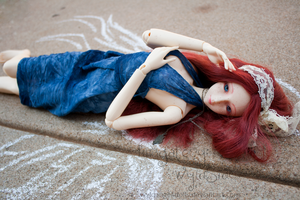 God is a Girl V by WyldAngel-dolls
