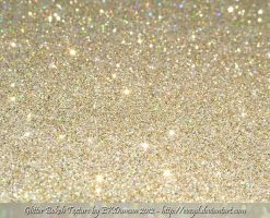 Bokeh Glitter Gold 5 Texture Background by EveyD