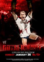 Royal Rumble 2013 Costume Made Cover by xXMAGICxXxPOWERXx
