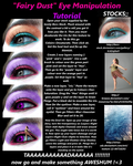 Fairy Dust Tutorial by Capoodra-StockImages