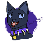 Smiling Scourge by KittyCatChaos