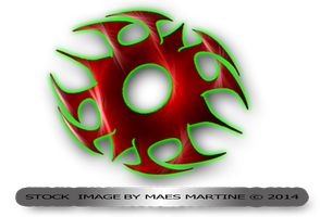 Abstract object 01 png by M10tje