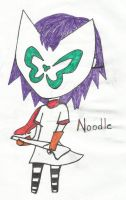 Noodle Chibi? by sel-and-cel