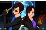 Lexi and Connor by ArcticDance