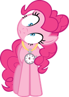Pinkie Clock by Fercho262