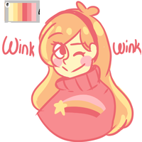 Mabel Pines - Request by iPastaCake
