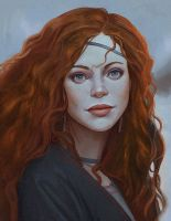 Girl from the North by Zephyri