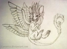 four wings by Lunsetta