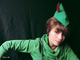 Casual Peter Pan by Qwaseer