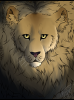 Lion Hearted by Woods-Of-Lynn