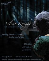 Poster: Silent Knight by katyanoctis