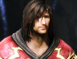 Castlevania Lords Of The Shadow Gabriel Belmont by ezi0auditore