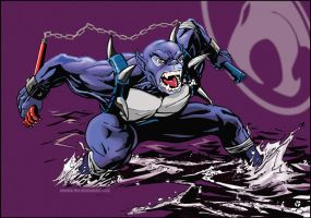 Panthro Ho by KR-Whalen