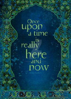 Once Upon a Time is Really Here and Now by DuirwaighStudios
