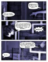 Hanging Tree I- Page Eight by EmeraldSpade