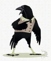 Lord Crow by southam
