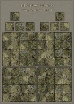 RPG Floor Tiles 04 by Neyjour