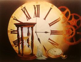 Nothing but Time by johnmatlock