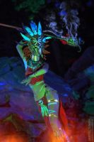Witch Doctor from Diablo III by Nemu013