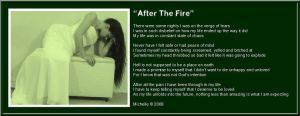 After The Fire by VisualPoetress