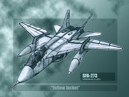 SFA-273 Yellow Jacket by TheXHS