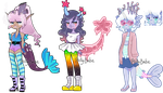 Fungicake Adopts | Auction | OPEN by Pocky-Babe