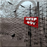 KEEP OUT by jennystokes