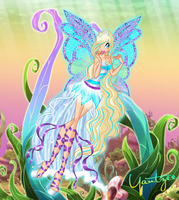 It shinig up the wings that fly me by ColorfullWinx