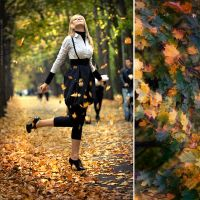 Face The Autumn by soulofautumn87
