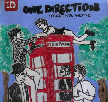 One Direction by oOelectricsquirrelOo