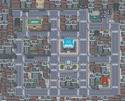 Rosewood City by AtomicReactor