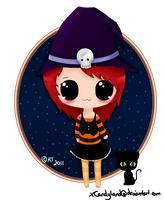 Witch by xCandyland