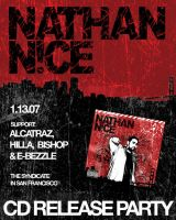 Nathan Nice Flyer by montia