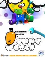 Dummy world poster by Giar3579