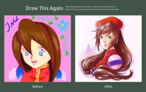 Draw this again contest 2012 by Inachime