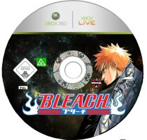::bleach xbox disc:: by x-Andy-Sixx-x