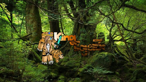 King TigerZx YT banner by Viotomix