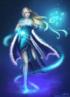 Crystal Maiden by Maddski