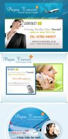 papu travel Contact Pages by xtreamgraphic
