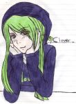 Redrawn of heartlessDawn911's OC Clover by EmoSandy93