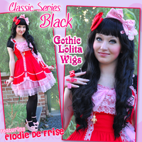 Classic Series - Black by GothicLolitaWigs