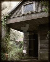 Abandoned by WildeMoon