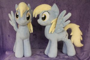 Derpy plus one by WhiteDove-Creations