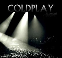Coldplay CD cover by CoSZ